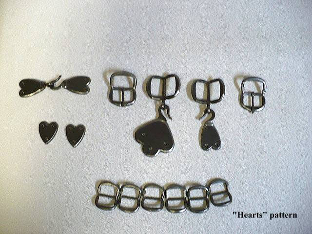 Hanger Buckles - Full Set