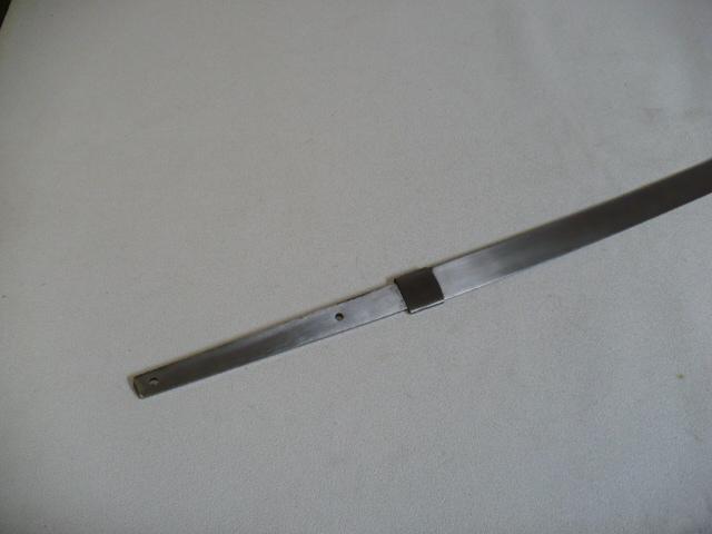Katana Blade Only Da12 Practice Katana Blade