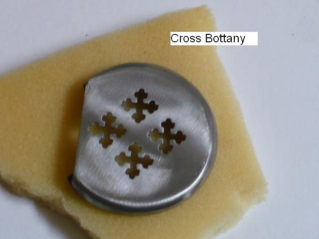 Cross Bottany