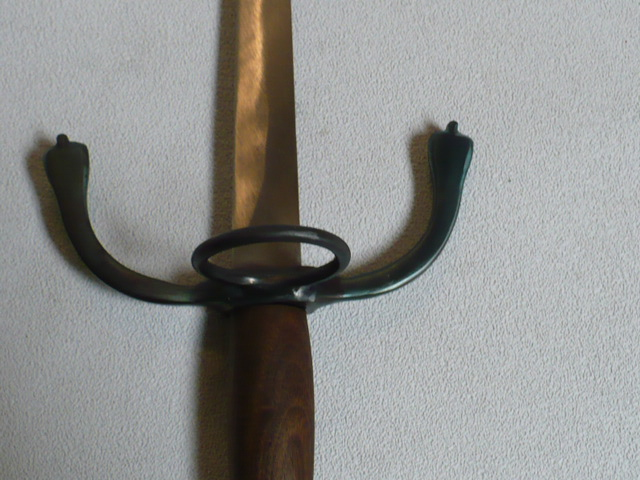 Ring Dagger - Round Ring Stock