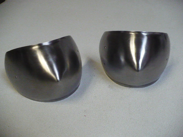 Spring Stainless Steel Elbows - Simple